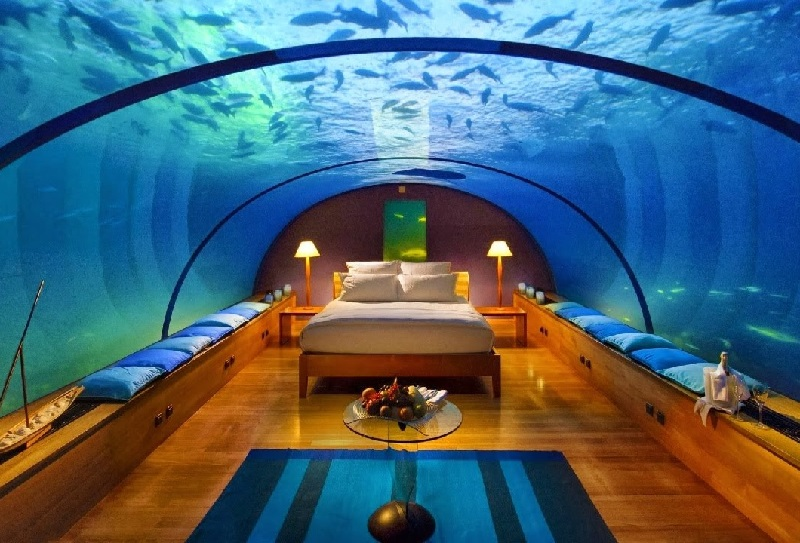 Nine Unique Hotel Rooms You Can Only Find in Italy ... |Unusual Hotel Rooms