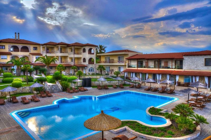 Achtis Hotel Halkidiki Lets Travel More