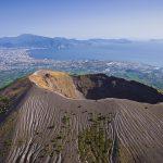 Mount Vesuvius ax