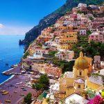 Positano, Campania a