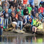 British Stone Skimming Championships a