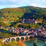 Heidelberg, Baden-Wurttemberg, Germany a