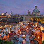 Hotel Raphael, Rome a
