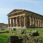 Paestum, Campania a