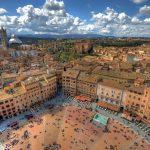 Siena, Tuscany, Italy a
