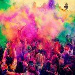 Holi Color Festival a