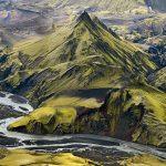 Lakagigar Crater Lava Fields a