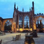 Old Coventry Cathedral a