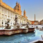 Piazza Navona a x
