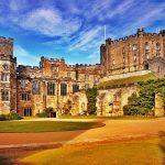 Durham Castle ax
