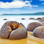 Moeraki Boulders a