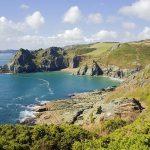 Gammon Head, Prawle Point, Devon Coast Path, South Hams, Devon, England, United Kingdom, Europe
