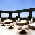 Roof Terrace at the Westin Palace a