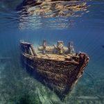 Sweepstakes Shipwreck a