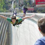Verzasca Dam, Switzerland a
