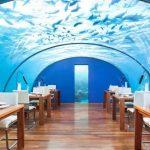 underwater rest feat