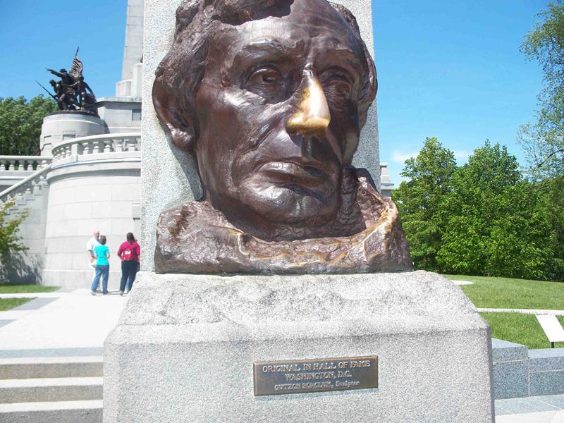 Abraham Lincoln's Tomb, Springfield Illinois
