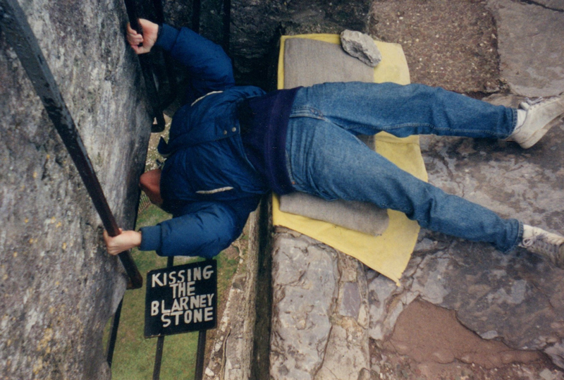 The Blarney Stone, Ireland
