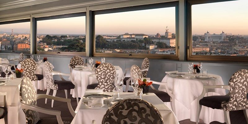 10 Panoramic Restaurants In Rome Page 6