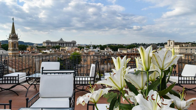 The 10 Best Rooftop Bars In Rome