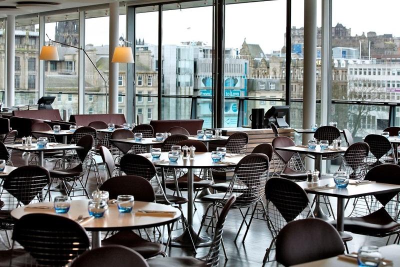 The 10 Best Rooftop Bars in Edinburgh