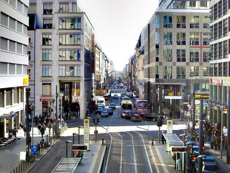 Friedrichstraße 1