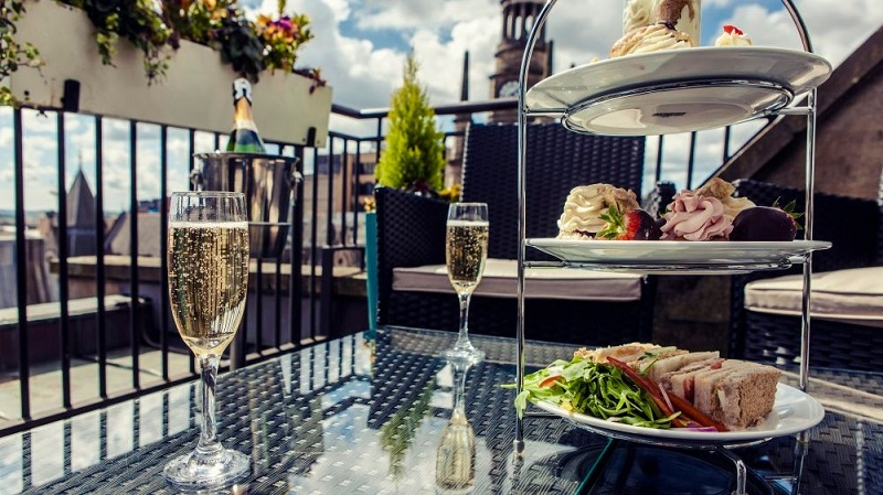 The 10 Best Rooftop Bars In Glasgow