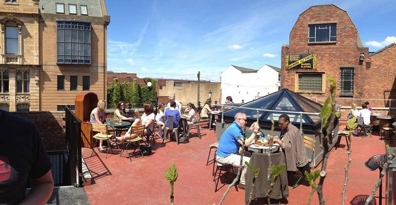 The Best Rooftop Bars in Birmingham