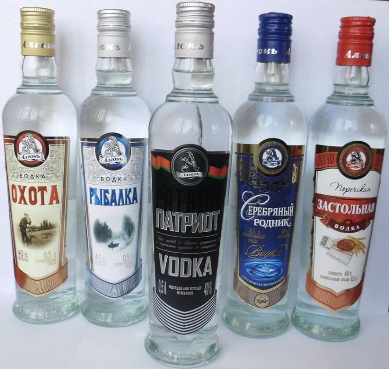 Vodka Belarus