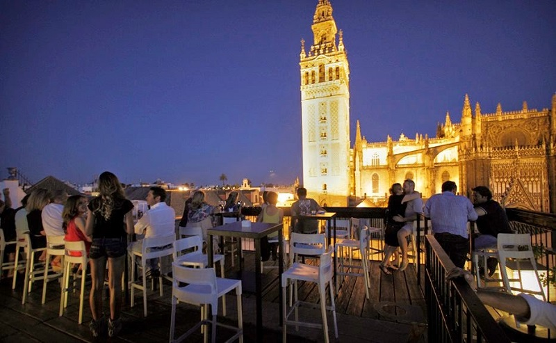The Best Rooftop Bars In Seville Page 5