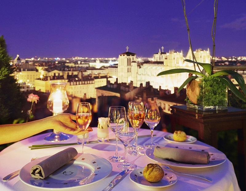 The Best Rooftop Bars In Lyon