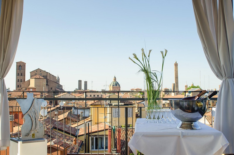 The Best Rooftop Bars In Bologna