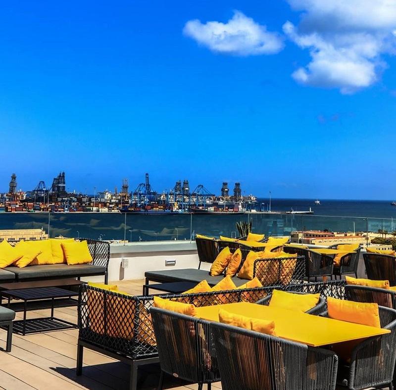 The Best Rooftop Bars In Las Palmas