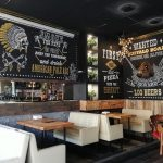 Pub Dziki Wschód Bar Lublin Pizza 1