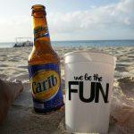 Carib Beer Grenada
