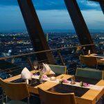 Dreh-Restaurant Skyline 1