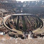 Hypogeum Of The Coliseum 1