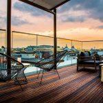 Roof Lounge Mannheim 1