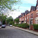 Walk Along Victorian Streets 1