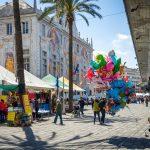 Historical Shops of Genoa 1