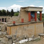 Minoan Palace In Knossos 2