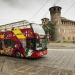 Sightseeing Bus Tour Turin
