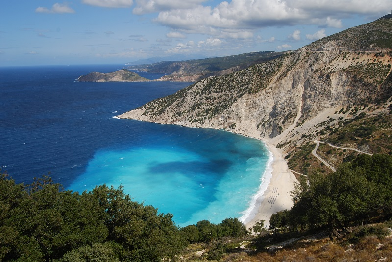 Beach Kefalonia