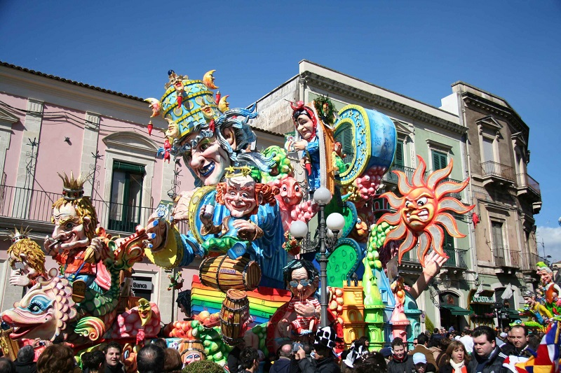 Traditional Festivals Messina