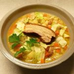 Boiled Bacon and Cabbage