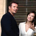"Oliva Wilde Liam Neeson Film ""The Third Person"""