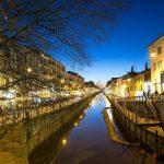 Go for an Evening Walk at Naviglio Grande