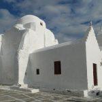 Orthodox Churches Mykonos