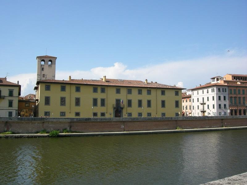 Royal Palaces Pisa
