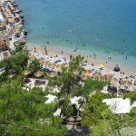 Beaches in Nafplio
